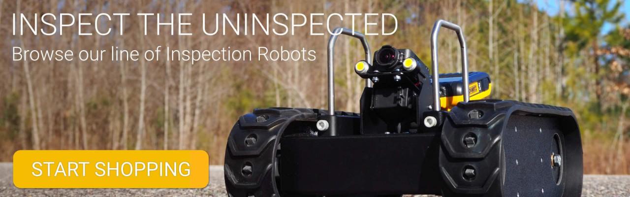 Inspection Robot Banner