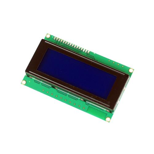 4 Line Blue LCD with I2C Serial Interface