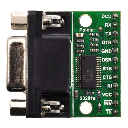 Pololu 23201a Serial Adapter Fully Assembled 3-5V TTL