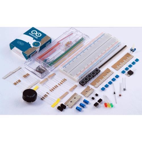 Arduino Kit Workshop Base with Arduino Uno