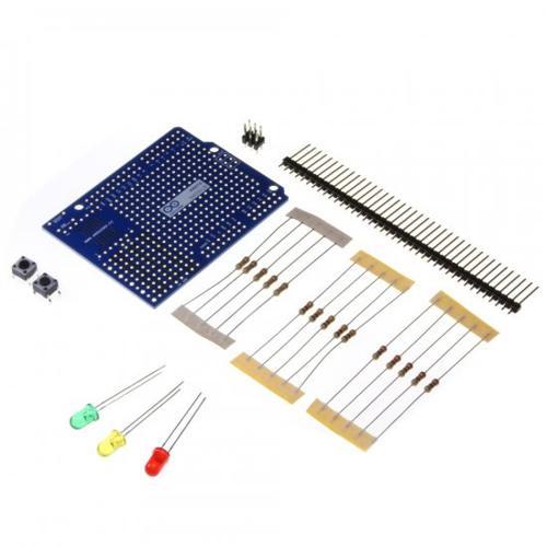 Arduino Prototyping Shield Kit