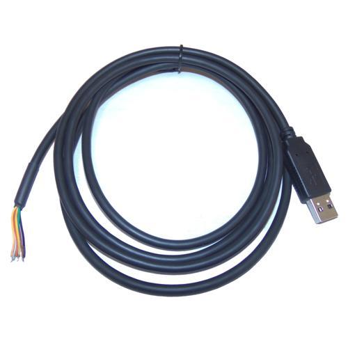 USB to TTL Serial Bare-Ended, FTDI, 5V TTL