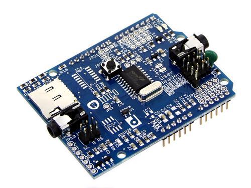 MICO Arduino Cell Phone Interface Shield