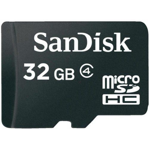 32GB Sandisk Micro SDHC Memory Card
