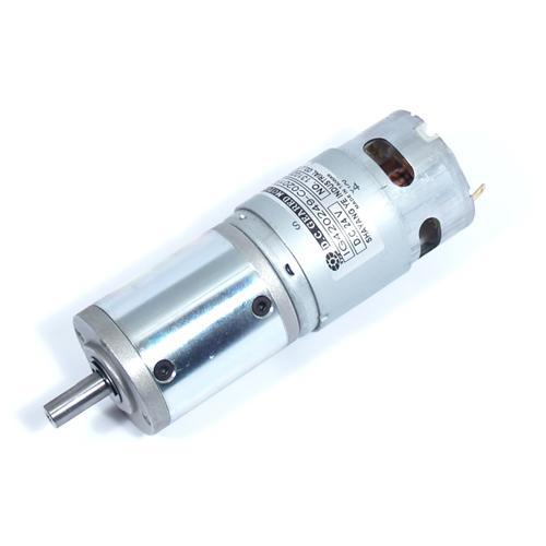 IG42 24VDC 005 RPM Gear Motor