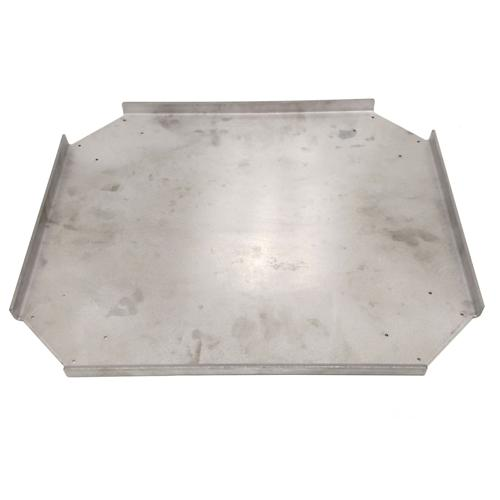 Standard Rectangular Base - Aluminum