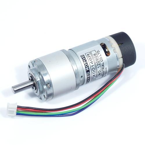 IG32 24VDC 074 RPM Gear Motor with Encoder