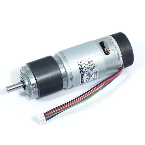 IG32P 24VDC 075 RPM Gear Motor with Encoder