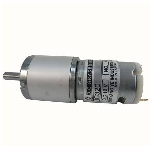 IG32 12VDC 053 RPM Gear Motor