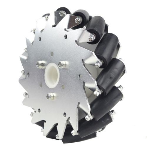 6 inch Aluminum Nexus Mecanum Wheels - Set of 4