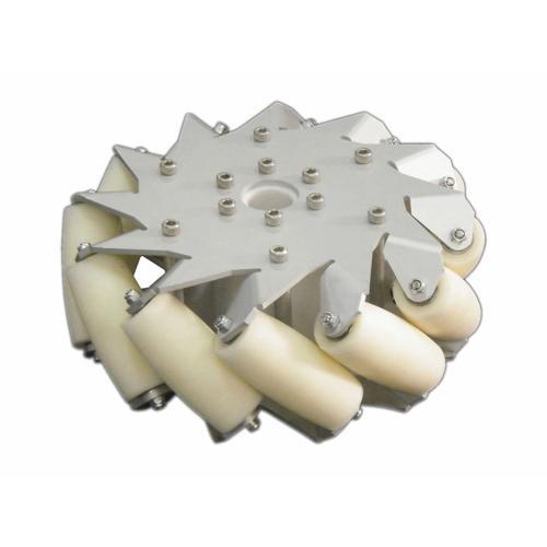 8 inch Aluminum Nexus Mecanum Wheels - Set of 4