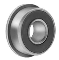 Steel Ball Bearing Flanged Double Sealed for 3/4