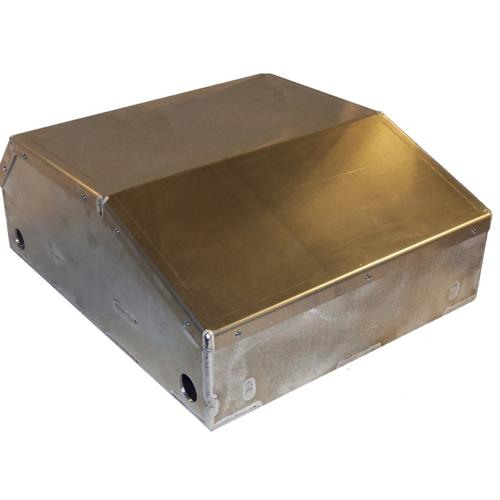Welded Aluminum Enclosed Chassis - IG42 SB