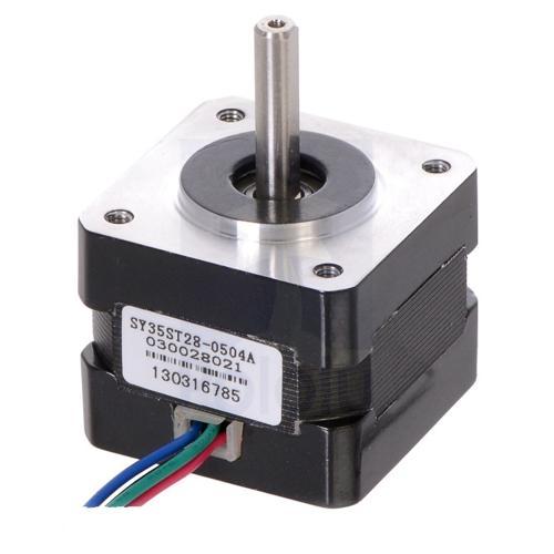 Stepper Motor Bipolar 200 Steps per Rev 35×28mm 10V 0.5A per Phase - ON SALE