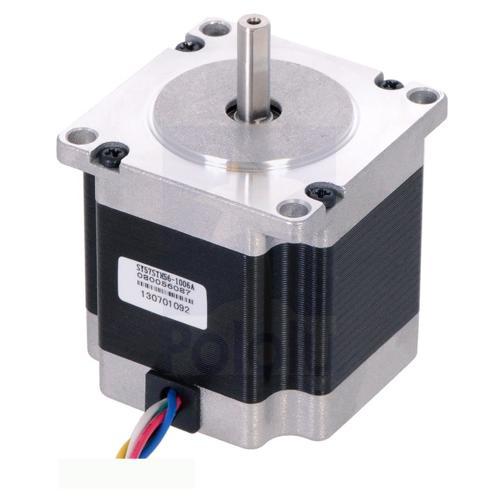 Stepper Motor Unipolar/Bipolar 200 Steps per Rev 57×56mm 7.4V 1 A per Phase
