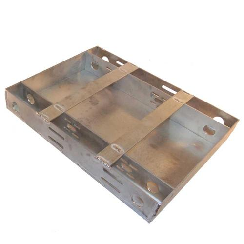 Welded Aluminum Heavy Duty 4WD Robot Chassis - IG52 DB