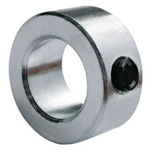 Shaft Collar with set screw - 0.25 inch ID