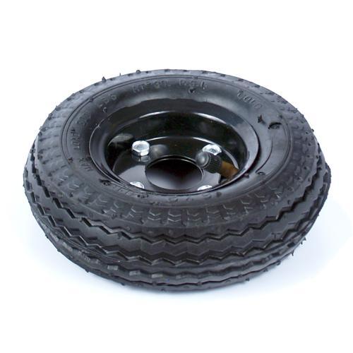 Robot Drive Wheel - 6 inch pneumatic tire