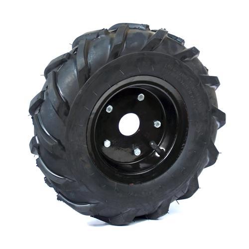 Robot Drive Wheel - Traction Lug 13 x 5.00-6 Tiller Tire