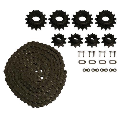 IG42-DB4 Heavy Duty Chain and Sprocket Kit