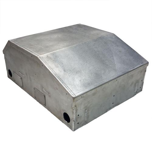 Welded Aluminum Enclosed Chassis - IG52 DB