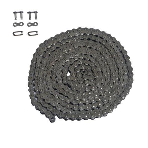 ANSI Single Strand Roller Chain, ANSI #25, 1/4
