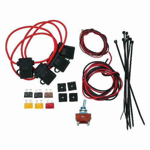 HD Electric Power Hookup Kit