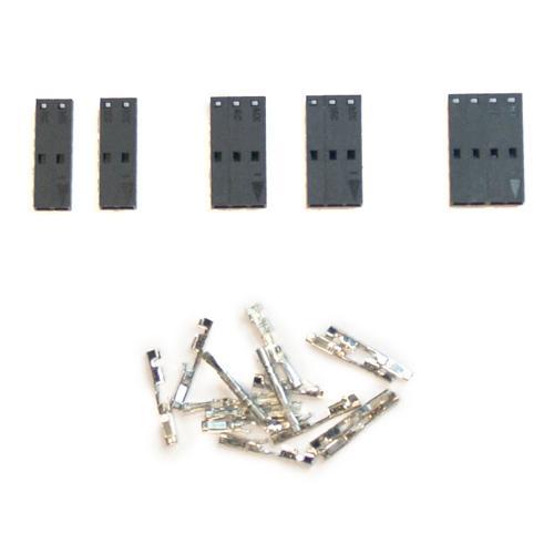 Assorted Crimping Molex Non-Directional Connectors