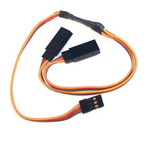 HiTec/JR/Airt. Y connector