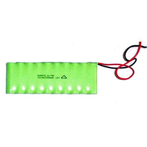 12V 2200 mAHr NiMH 1x10 Battery Pack