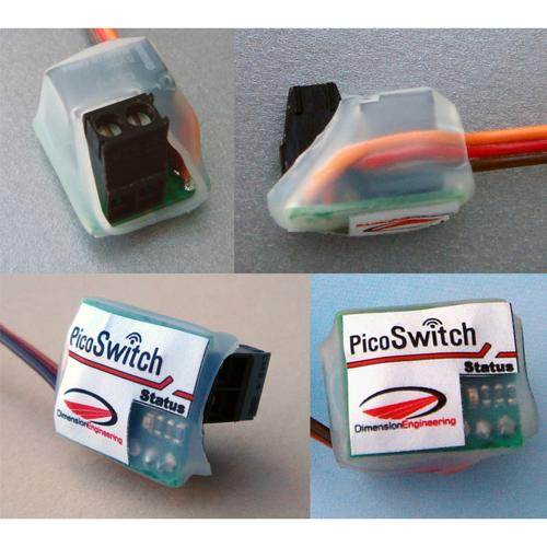 PicoSwitch Radio Controlled Relay