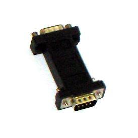 Null Modem Adapter DB9M to DB9M