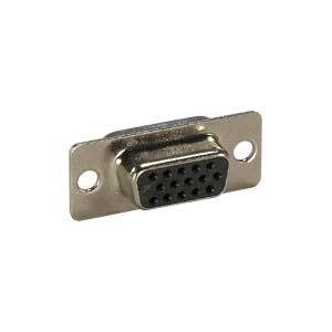 DB15HD Female Solder Cup Connector - ON SALE