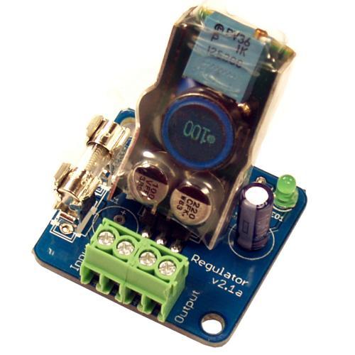 25W Adjustable Switching Regulator Board Kit
