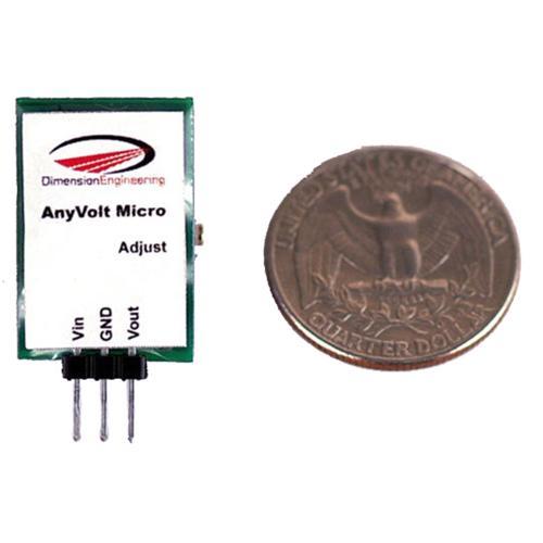 AnyVolt Micro Universal DC-DC Converter