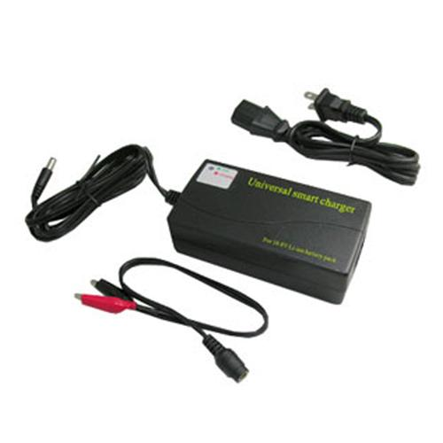 Smart Charger for 11.1V Li-ion/Polymer Battery, 1.8A