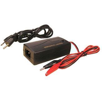 Smart Charger for 6V-12V Lead Acid Battery, 3A