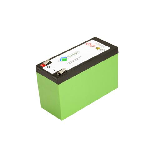 K2 12.8V LiFePO4 Battery Pack 11.1Ahr