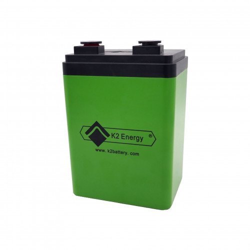 K2 25.6V LiFePO4 Battery Pack 9.6Ahr