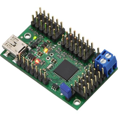 Pololu Mini Maestro 18-Channel USB Servo Controller (Assembled)