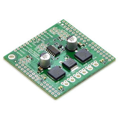 Dual MC33926 Motor Driver Shield for Arduino