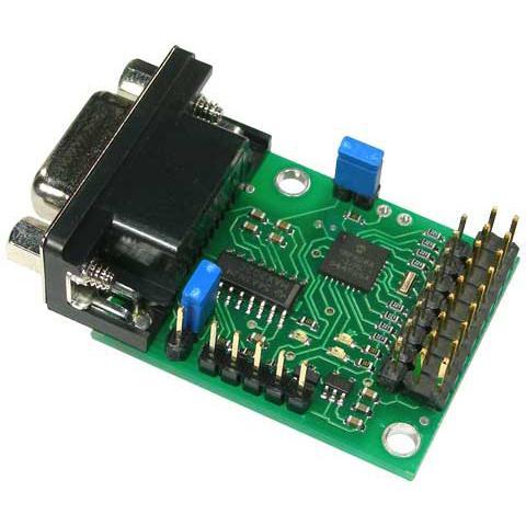 Pololu Serial 8-Servo Controller (assembled)