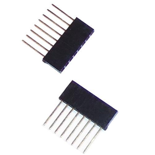 Arduino 1x8 Male/Female Header Strip - 2 pcs