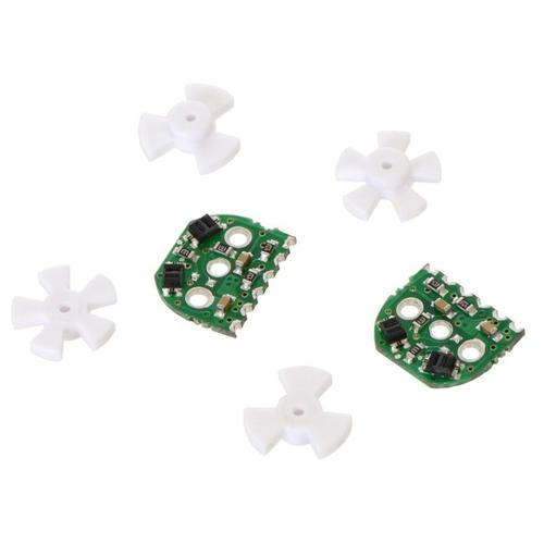 Optical Encoder Pair Kit for Micro Metal Gearmotors, 3.3V - ON SALE