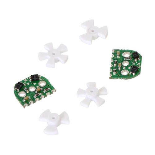 Optical Encoder Pair Kit for Micro Metal Gearmotors, 5V - ON SALE