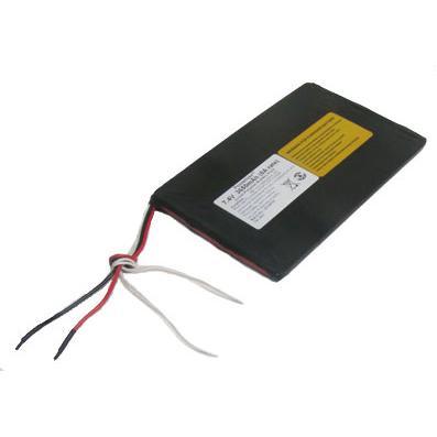 Polymer Li-ion Battery 7.4V 3650mAh