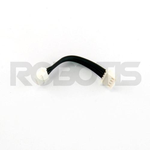 60mm 4 pin Dynamixel Servo/Sensor Cables (Set of 10) - ON SALE