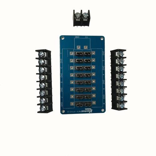 ATC Blade Fuse Block - 8 Circuit