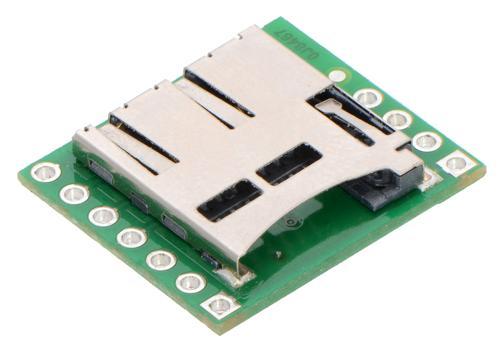 microSD Breakout - ON SALE
