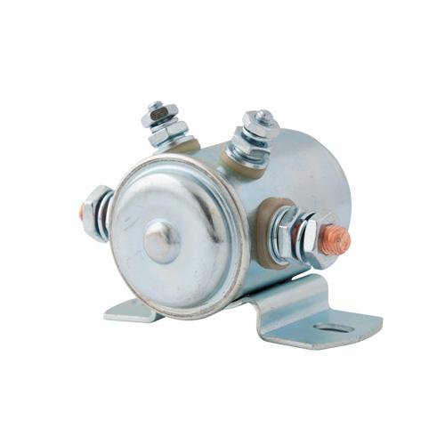 SPST 24V 100A Solenoid Switch - Insulated Continuous